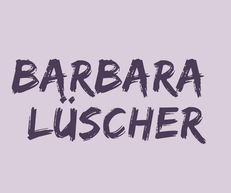 Barbara Lüscher